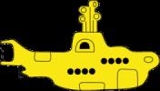 Přístav vodních skautů Žlutá ponorka Třebíč Logo